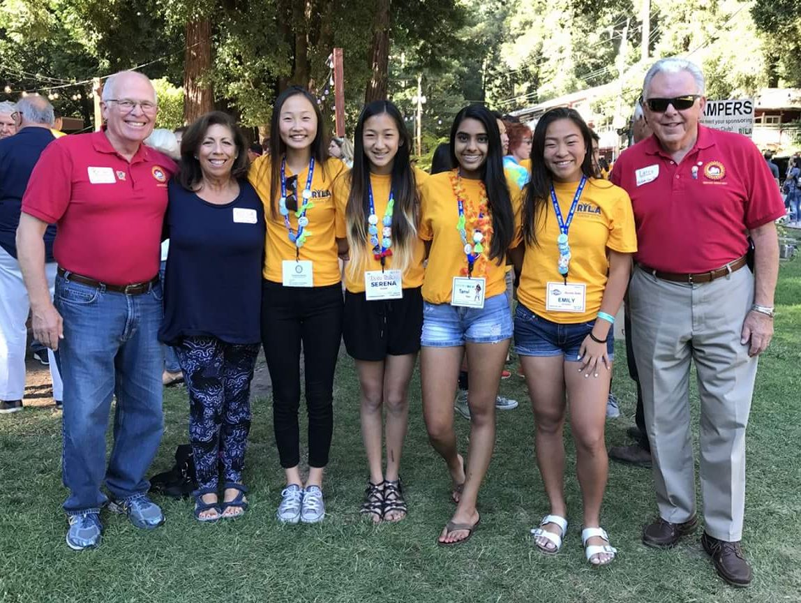 Camp RYLA (Rotary Youth Leadership Awards)